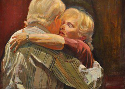 Honrar la vida, Oil on canvas,100x200cm - copia - copia
