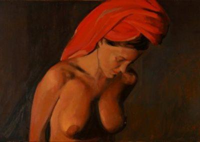 Venus, Oil on Canvas